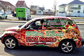 Ocean City Pizza Delivery